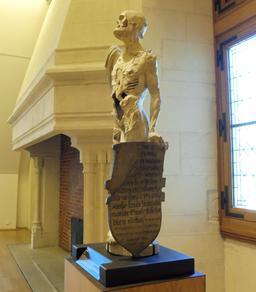 La Mort au musée des beaux-arts de Dijon. Source : http://data.abuledu.org/URI/59d6980b-la-mort-au-musee-des-beaux-arts-de-dijon