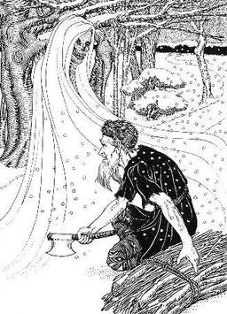 La Mort et le Bûcheron. Source : http://data.abuledu.org/URI/519beca6-la-mort-et-le-bucheron