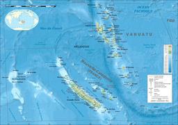 La Nouvelle Calédonie et Vanuatu. Source : http://data.abuledu.org/URI/529bbd0b-la-nouvelle-caledonie-et-vanuatu