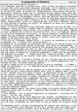 La pâquerette. Source : http://data.abuledu.org/URI/5110b2e9-la-paquerette