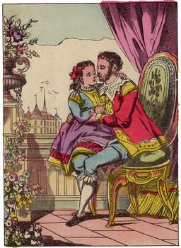 La Petite aux grelots 01. Source : http://data.abuledu.org/URI/53481a6d-la-petite-aux-grelots-1