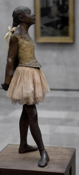 La petite danseuse de 14 ans. Source : http://data.abuledu.org/URI/5043c564-la-petite-danseuse-de-14-ans