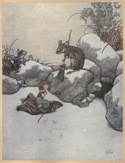 La petite Poucette d'Andersen. Source : http://data.abuledu.org/URI/54af117c-la-petite-poucette-d-andersen