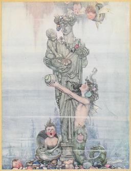 La petite sirène d'Andersen. Source : http://data.abuledu.org/URI/54af0ce8-la-petite-sirene-d-andersen