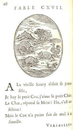 La petite souris, le chat et le petit coq. Source : http://data.abuledu.org/URI/5916bbf3-la-petite-souris-le-chat-et-le-petit-coq-
