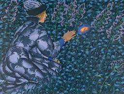 La plume de l'oiseau de feu. Source : http://data.abuledu.org/URI/52bbff7d-la-plume-de-l-oiseau-de-feu
