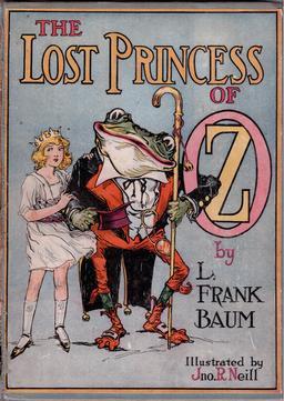 La princesse d'Oz et le prince crapaud. Source : http://data.abuledu.org/URI/5351b160-la-princesse-d-oz-et-le-prince-crapaud