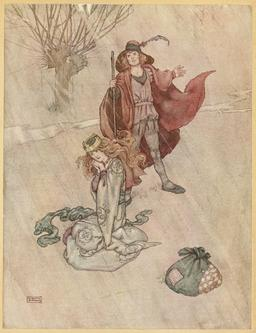 La princesse et le porcher d'Andersen. Source : http://data.abuledu.org/URI/54af0fd2-la-princesse-et-le-porcher-d-andersen