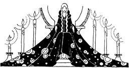 La princesse Rosette. Source : http://data.abuledu.org/URI/5313a36d-la-princesse-rosette