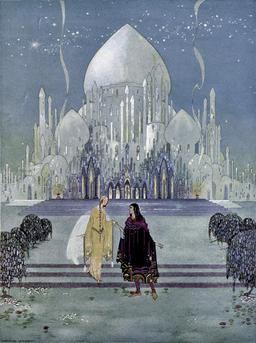 La princesse Rosette, chapitre IV. Source : http://data.abuledu.org/URI/5313881b-la-princesse-rosette-chapitre-iv