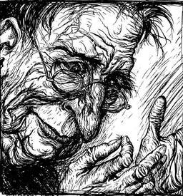 La puce et l'homme. Source : http://data.abuledu.org/URI/517d3a59-la-puce-et-l-homme