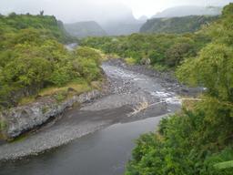 La Rivière du Mât à La Réunion. Source : http://data.abuledu.org/URI/5276b49d-la-riviere-du-mat-a-la-reunion