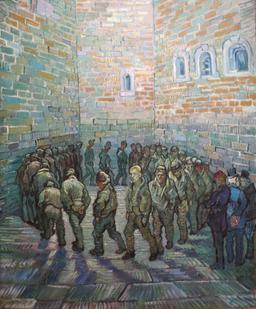 La ronde des prisonniers. Source : http://data.abuledu.org/URI/5630a7ff-la-ronde-des-prisonniers