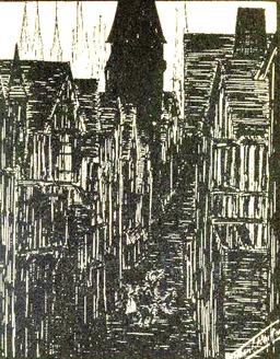 La rue des Petits-toits. Source : http://data.abuledu.org/URI/56e4a68c-la-rue-des-petits-toits