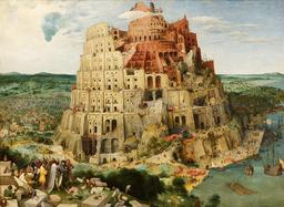 La Tour de Babel. Source : http://data.abuledu.org/URI/52a6c3bc-la-tour-de-babel