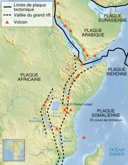 La vallée du Grand Rift. Source : http://data.abuledu.org/URI/51cf3d3b-la-vallee-du-grand-rift
