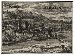 La ville de Beraun en Bohème. Source : http://data.abuledu.org/URI/54a8576b-la-ville-de-beraun-en-boheme-