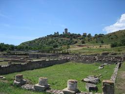 La ville de Zénon d'Élée. Source : http://data.abuledu.org/URI/505eb75e-la-ville-de-zenon-d-elee