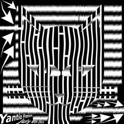 Labyrinthe du chat noir. Source : http://data.abuledu.org/URI/53cd9fcd-labyrinthe-du-chat-noir