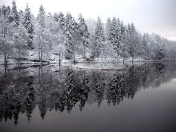Lac de Lilla Fargen en Suède. Source : http://data.abuledu.org/URI/52b9ae9d-lac-de-lilla-fargen-en-suede