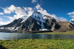 Lac de montagne au Pakistan. Source : http://data.abuledu.org/URI/586a6090-lac-de-montagne-au-pakistan