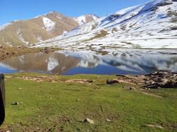 Lac Oukaïmden au Maroc. Source : http://data.abuledu.org/URI/586a6193-lac-oukaimden-au-maroc