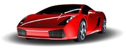 Lamborghini rouge. Source : http://data.abuledu.org/URI/47f582bc-lamborghini-rouge