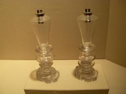 Lampes à huile en verre américaines. Source : http://data.abuledu.org/URI/54ca58d2-lampes-a-huile-en-verre-americaines