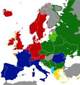 Langues indo-européennes en Europe. Source : http://data.abuledu.org/URI/594dc08b-langues-indo-europeennes-en-europe