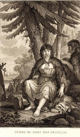 Lapérouse en Alaska en 1787. Source : http://data.abuledu.org/URI/59908e2c-laperouse-en-alaska-en-1787