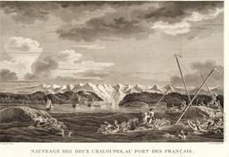 Lapérouse en Alaska en 1787. Source : http://data.abuledu.org/URI/59908eb4-laperouse-en-alaska-en-1787