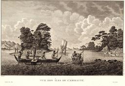 Lapérouse en Papouasie en 1787. Source : http://data.abuledu.org/URI/599082b8-laperouse-en-papouasie-en-1787