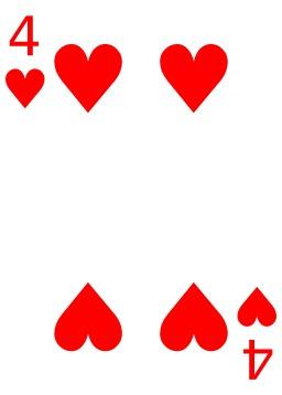 Le 4 de coeur. Source : http://data.abuledu.org/URI/5330aa81-le-4-de-coeur