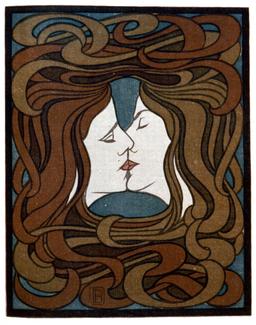 Le baiser. Source : http://data.abuledu.org/URI/53a750af-le-baiser