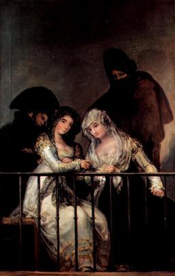 Le balcon de Goya. Source : http://data.abuledu.org/URI/5314ce26-le-balcon-de-goya