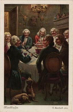 Le baron de Munchhausen - 1. Source : http://data.abuledu.org/URI/521dffcb-le-baron-de-munchhausen-1