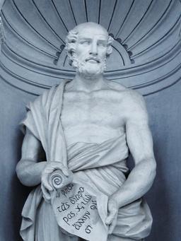 Le botaniste grec Théophraste. Source : http://data.abuledu.org/URI/50983a41-le-botaniste-grec-theophraste