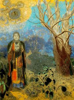 Le Bouddha. Source : http://data.abuledu.org/URI/5116c351-le-bouddha
