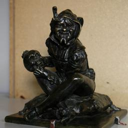 Le Bouffon et la Mort. Source : http://data.abuledu.org/URI/53752fd6-le-bouffon-et-la-mort