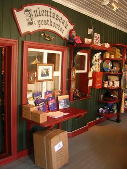 Le bureau de poste du Père Noël en Norvège. Source : http://data.abuledu.org/URI/52b2caf9-le-bureau-de-poste-du-pere-noel-en-norvege