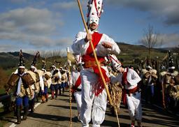 Le carnaval de la vijanera. Source : http://data.abuledu.org/URI/516f9c86-le-carnaval-de-la-vijanera