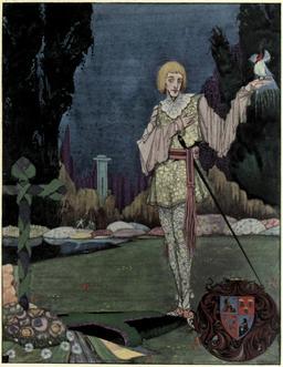 Le chant du prince fou de Walter dela Mare. Source : http://data.abuledu.org/URI/526e753b-le-chant-du-prince-fou-de-walter-dela-mare