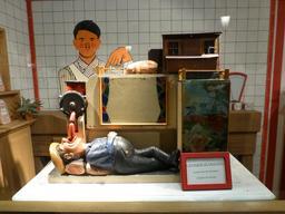 Le charcutier au musée des automates. Source : http://data.abuledu.org/URI/5822155f-le-charcutier-au-musee-des-automates