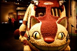 Le chat-bus japonais de Hayao Miyazaki. Source : http://data.abuledu.org/URI/54b962a7-le-chat-bus-japonais-de-hayao-miyazaki