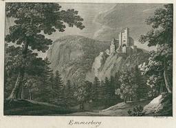 Le château d'Emmerberg. Source : http://data.abuledu.org/URI/501f1f29-le-chateau-d-emmerberg