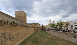 Le château de Bari. Source : http://data.abuledu.org/URI/59da7e0d-le-chateau-de-bari