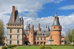 Le Château de Maintenon, en Eure-et-Loir (France). Source : http://data.abuledu.org/URI/52bc5262-le-chateau-de-maintenon-en-eure-et-loir-france-