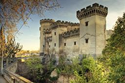 Le château de Tarascon. Source : http://data.abuledu.org/URI/54b8668d-le-chateau-de-tarascon