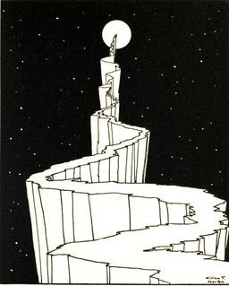 Le chemin vers la lune. Source : http://data.abuledu.org/URI/56e52179-le-chemin-vers-la-lune