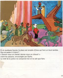 Le cheval de Djoha - 11. Source : http://data.abuledu.org/URI/561dee57-le-cheval-de-djoha-11